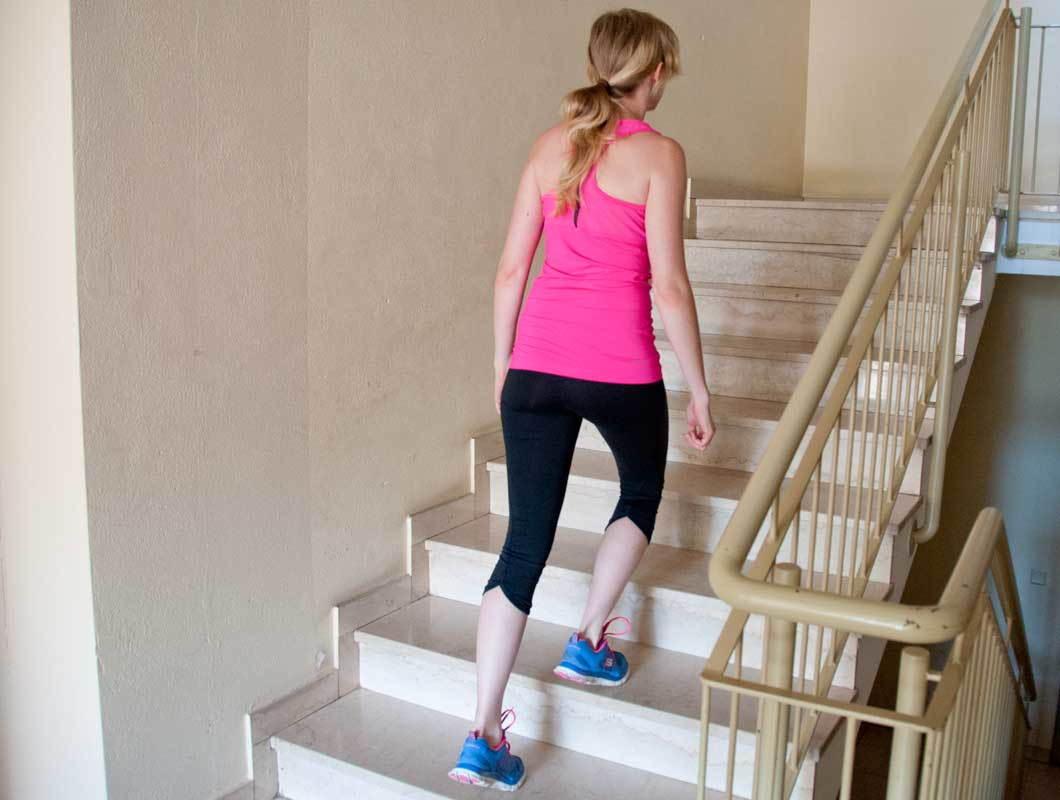 Übung für schlanke Beine