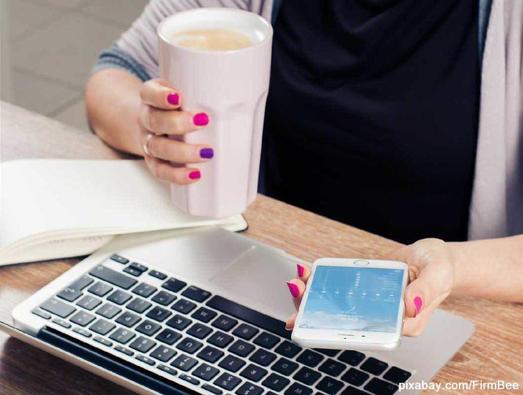 Frühstücksfehler Social Media