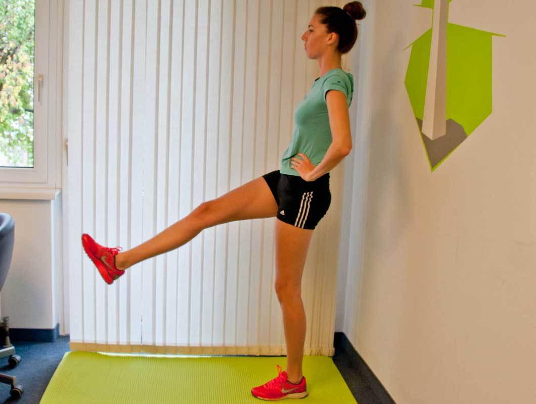 Po, Oberschenkel, Workout