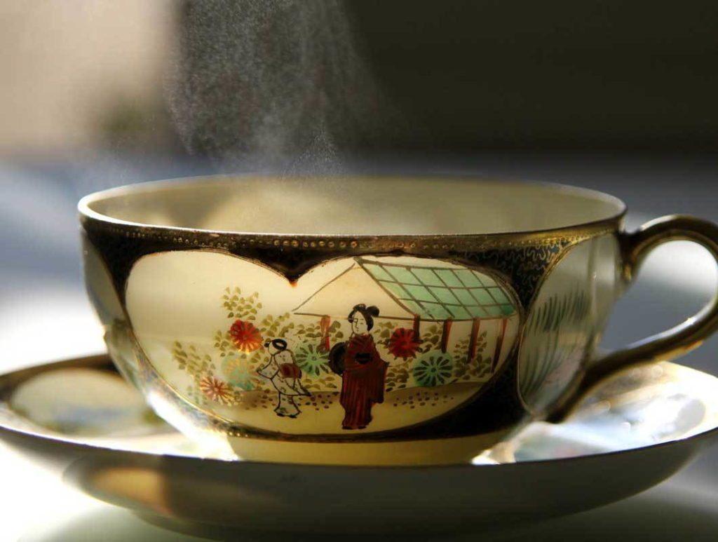 Tipps gegen den Herbstblues: Tee trinken