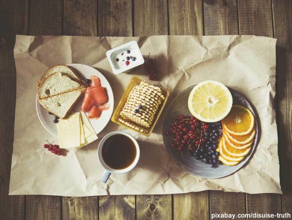 frühstücksfehler