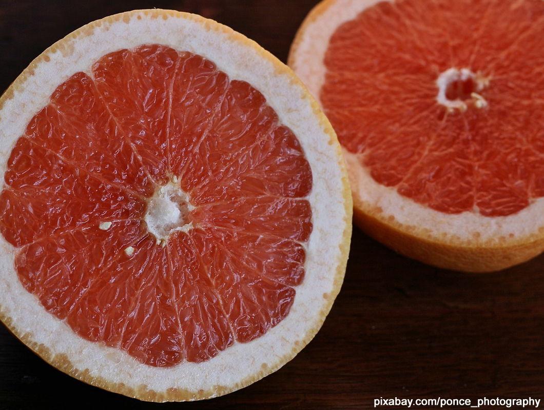 Super effektiv ist der Grapefruitkernextrakt