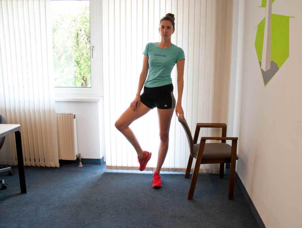 Schlanke Beine, Bein-Training, Übungen für die Beine