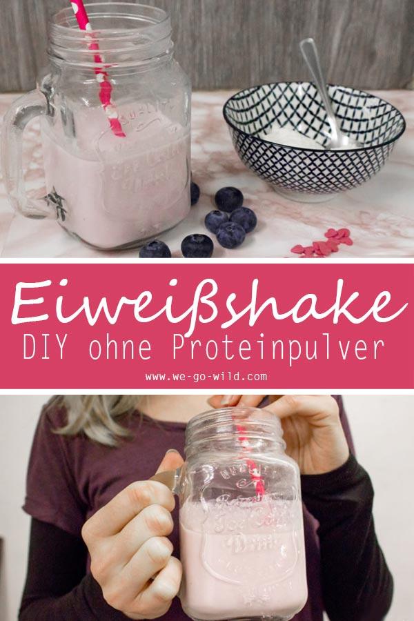 Eiweißshake selber machen: 5 schnelle Proteinshake Rezepte ohne Pulver