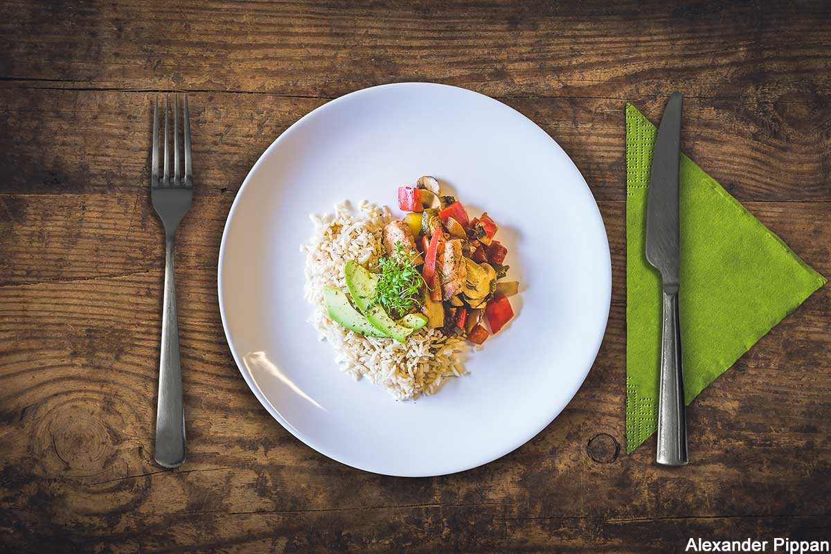 Einfach schnell und gesund kochen