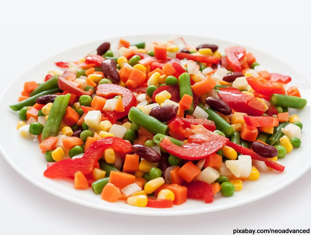 ausgewogene Ernährung Jojo-Effekt vermeiden