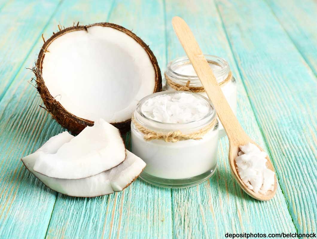 hausmittel-gegen-erkältungen-kokosöl