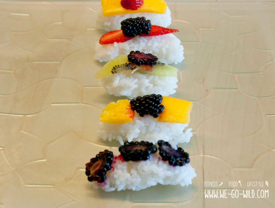 frucht-sushi