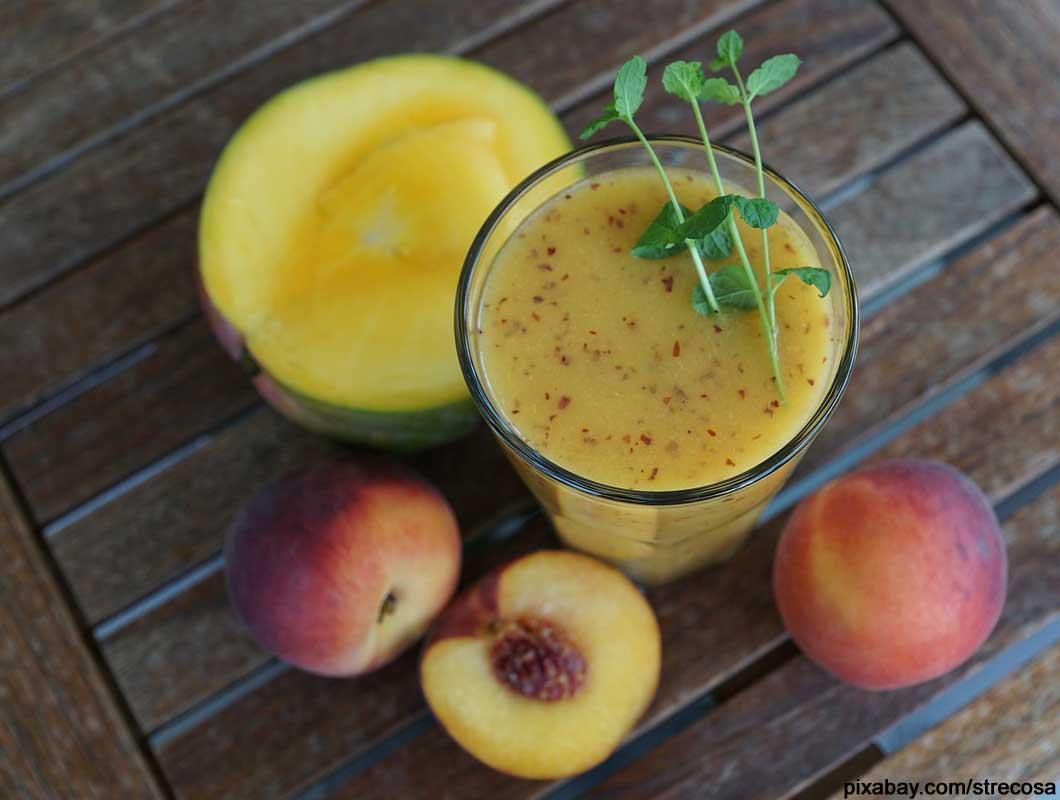 trink-dich-schlank-pfirsich