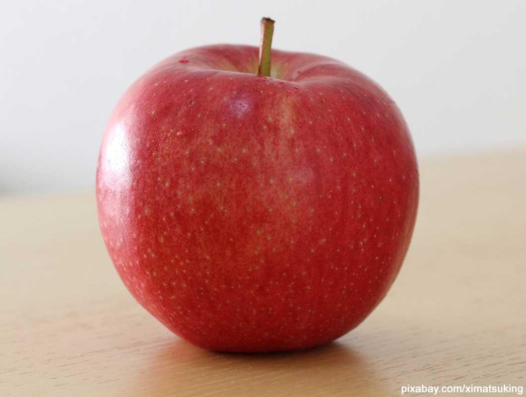 Anti Aging Lebensmittel Apfel