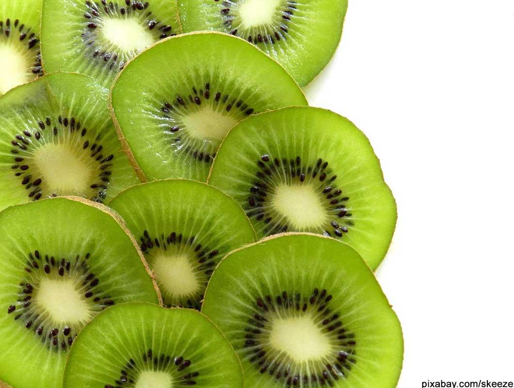 Anti Aging Lebensmittel Kiwi