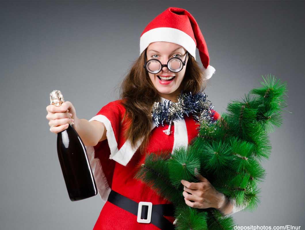 Wenn du diese 23 Dinge machst, wird die Weihnachtsfeier zur Katastrophe