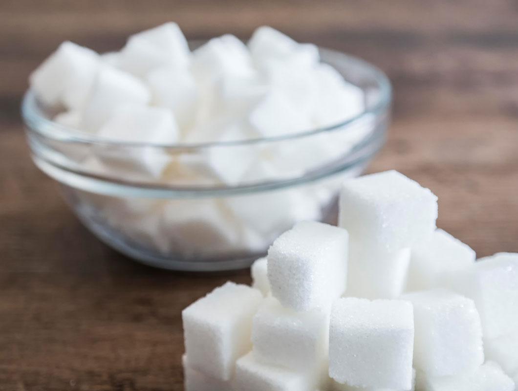 kein zucker mehr essen