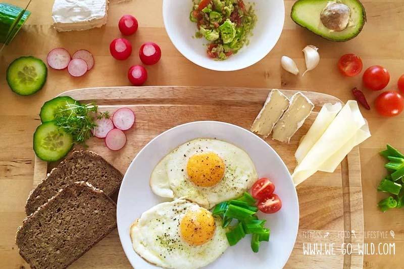 Bauchfett loswerden: Frühstück zum Abnehmen