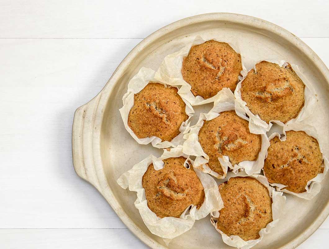 3 leckere und schnelle rezepte f r muffins ohne zucker. Black Bedroom Furniture Sets. Home Design Ideas