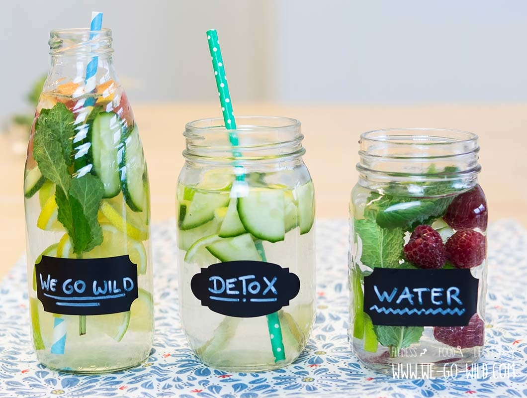 7 Leckere Rezepte Fur Selbstgemachtes Detox Wasser