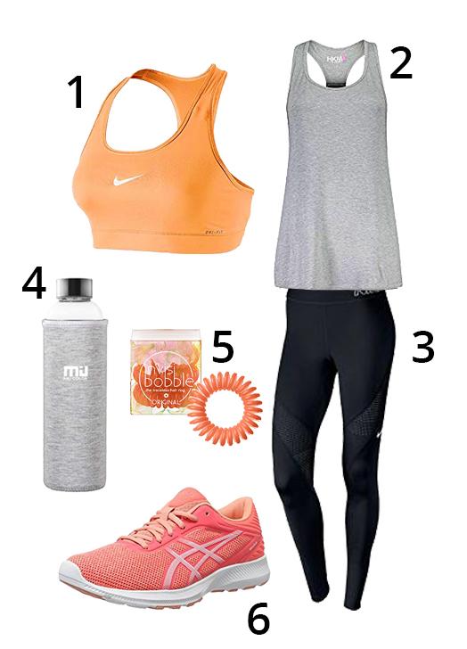 fitness outfit des monats februar