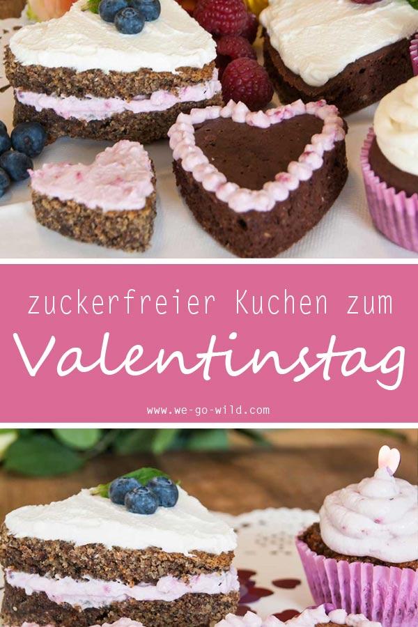 Valentinstag Kuchen Einfache Und Leckere Rezepte Ohne Zucker