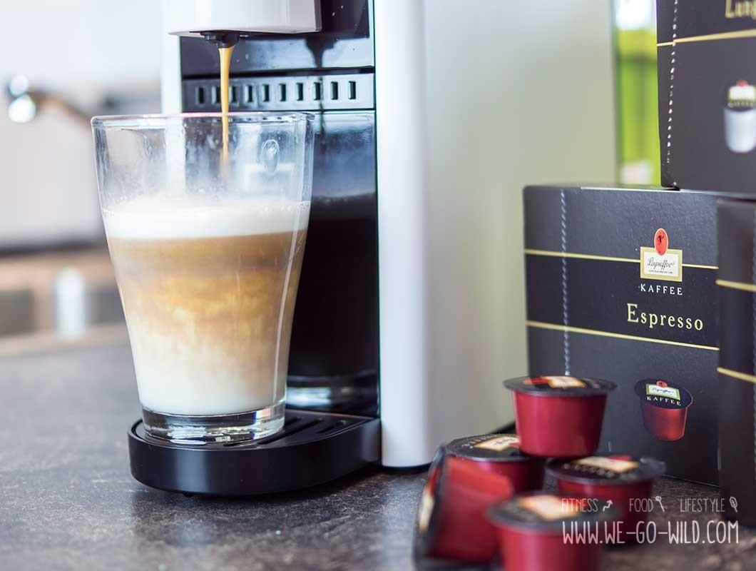 leysieffer kaffee milchschaum
