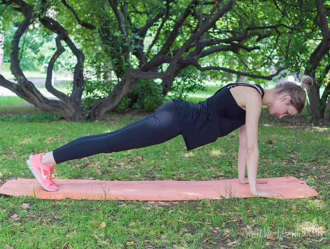 Übungen für den Bauch trainieren