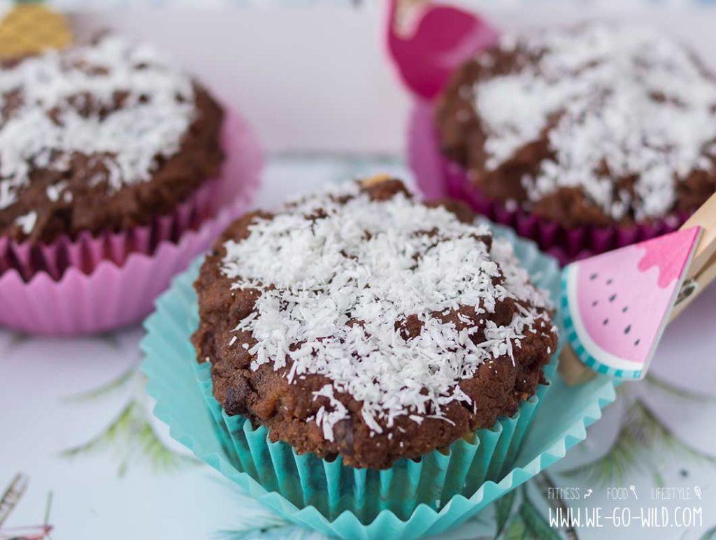 Low Carb Muffins mit Kokosmehl