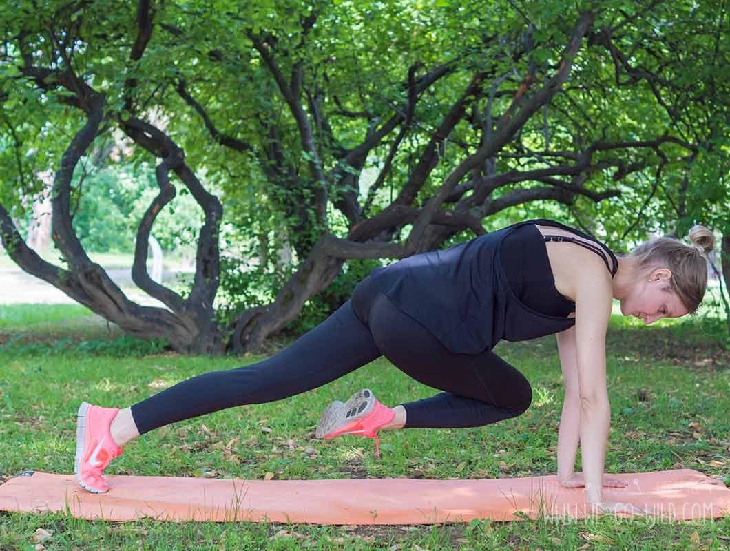 Training für den Bauch