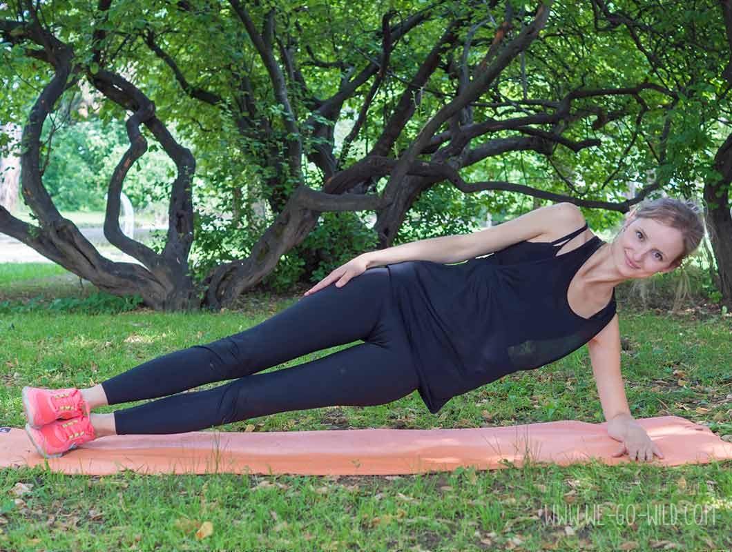 Bauchmusklen trainieren