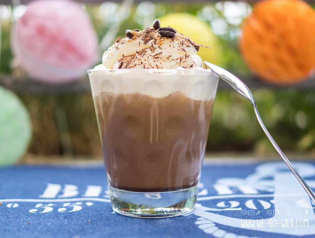 Eiskaffee selber machen Eismocca Rezept
