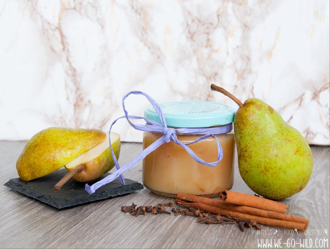 So Einfach Geht Birnen Einkochen Ohne Zucker