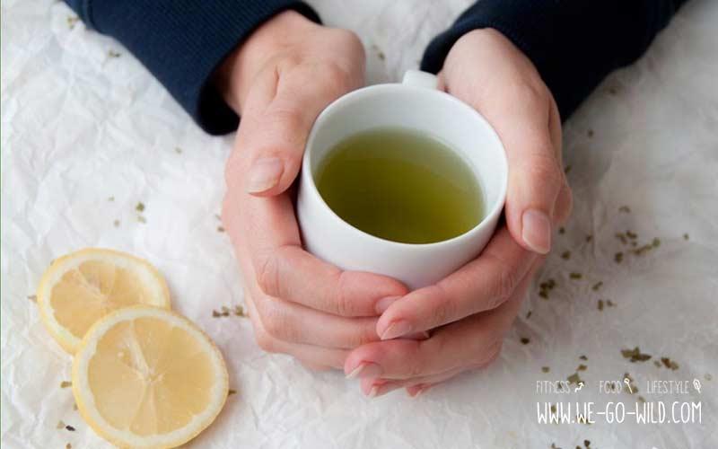 Jeder natürliche Tee zum Abnehmen