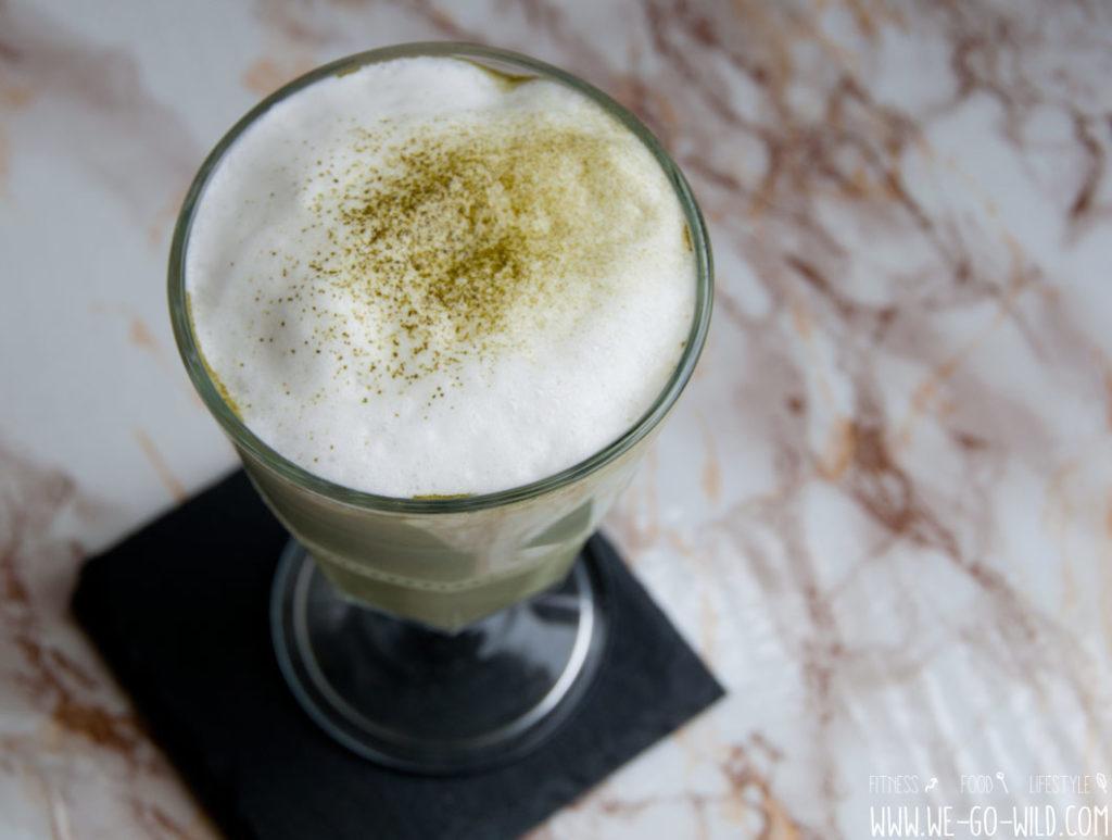 Matcha Latte selber machen