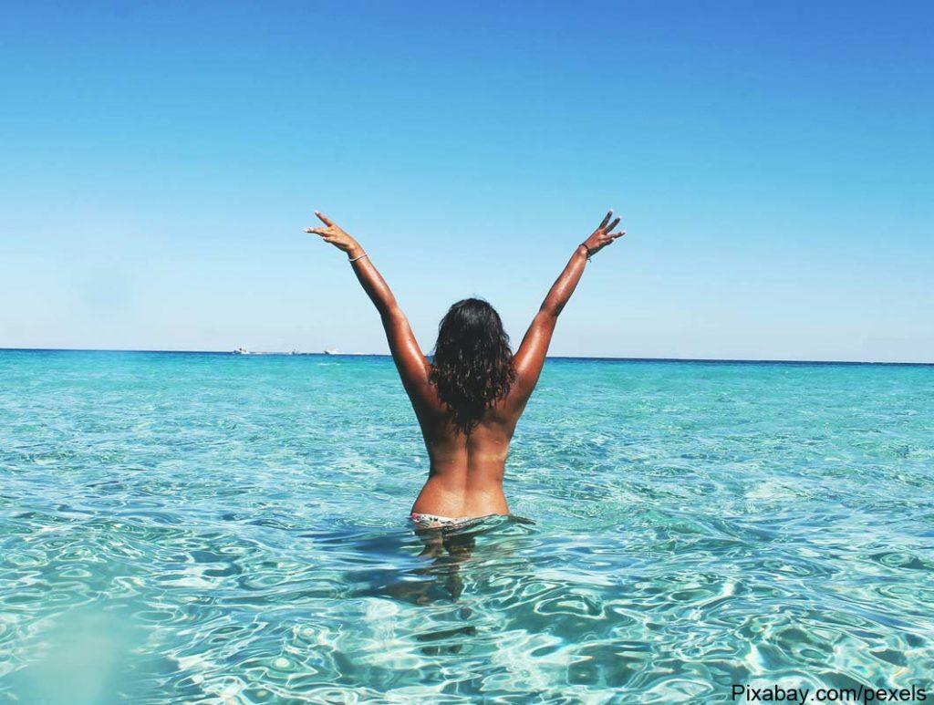 Urlaub vorbei, Koste die Auszeit aus