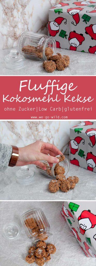 fluffige low carb kekse mit kokosmehl honig und schokodrops. Black Bedroom Furniture Sets. Home Design Ideas