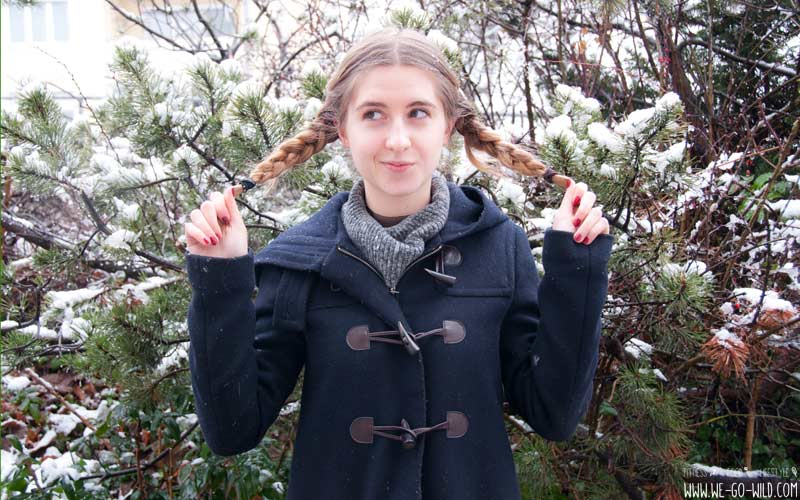 Pflegetipps im Winter - Haare richtig pflegen