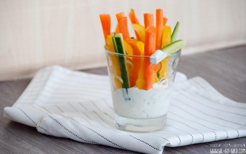 Low Carb Gemüse - Möhren