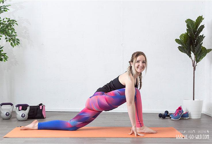 12 Effektive Faszien Yoga übungen Die Verspannungen Lösen