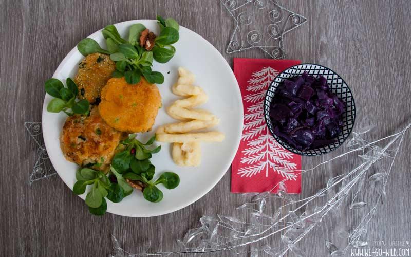 Weihnachtsmenü Vegetarisch.Vegetarisches Weihnachtsessen 4 Festliche Gänge Ohne Fleisch