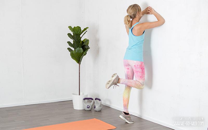 17 effektive Übungen für schlanke Waden
