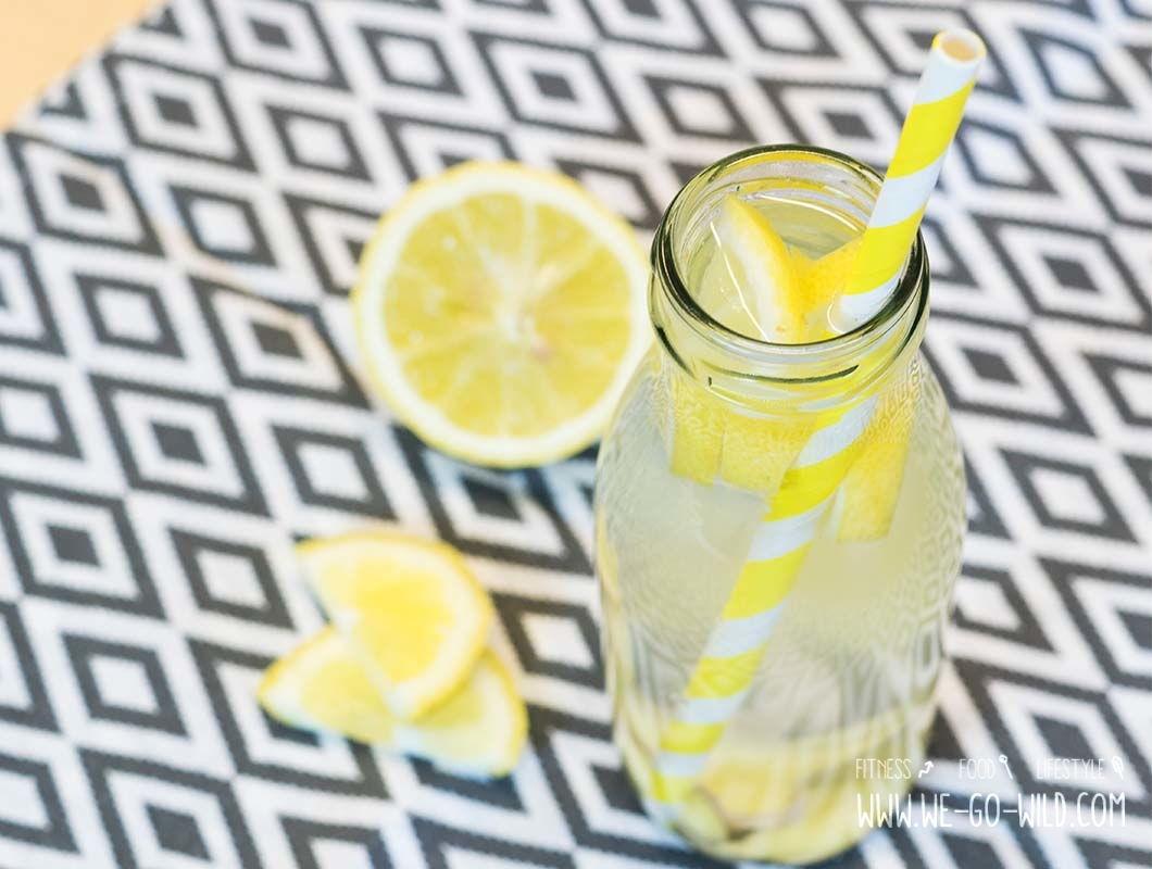 Mit Zitronenwasser den Stoffwechsel ankurbeln