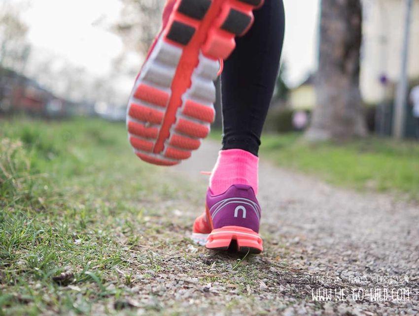 Stoffwechsel anregen mit Ausdauersport Laufen