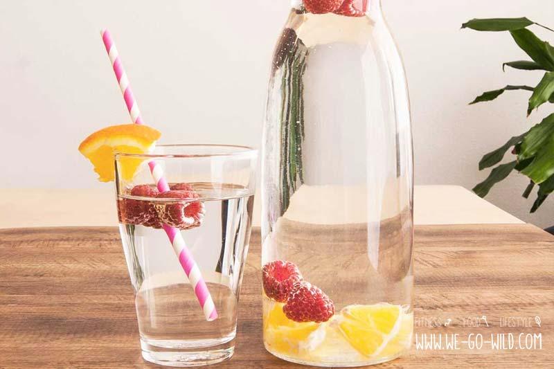 Bauchfett loswerden durch trinken