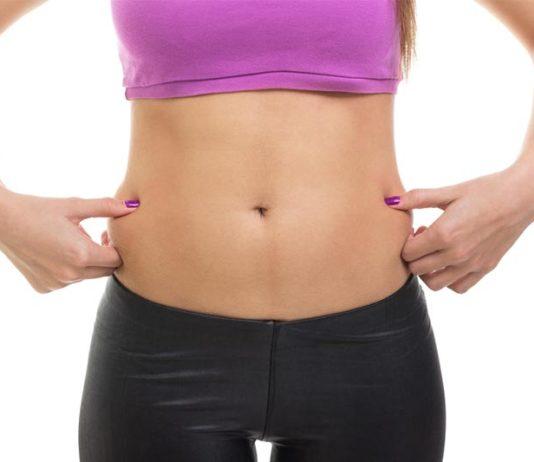 Bauch straffen mit Ernährung Übungen