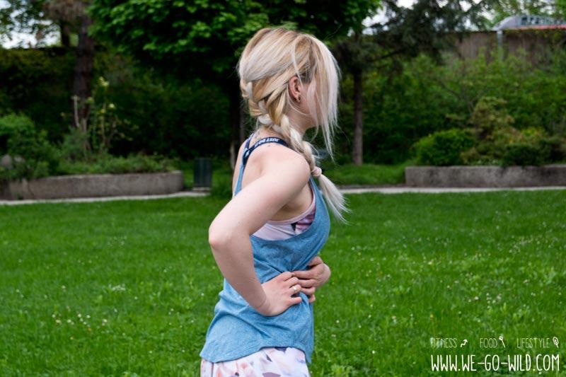 Seitenstechen Beim Joggen Die Besten Tipps Gegen Seitenstiche
