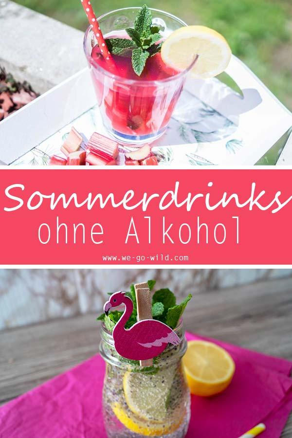 7 super erfrischende Sommergetränke ohne Alkohol