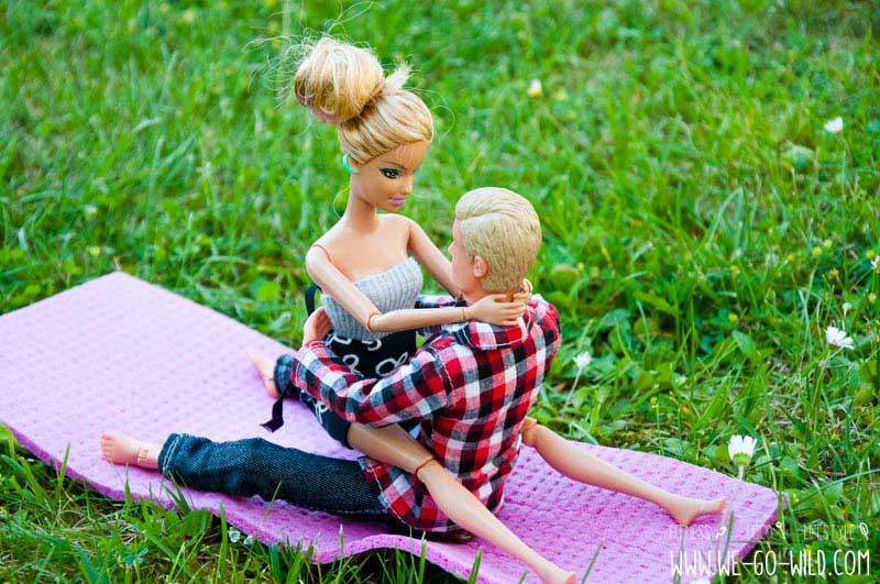 Yoga für Pärchen: Tantra Yoga Übungen