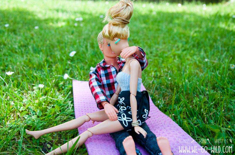 Yoga für Paare: Tantra Yoga Übungen