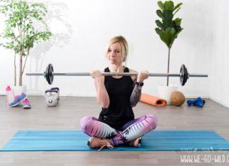 Langhantel Übungen für Frauen