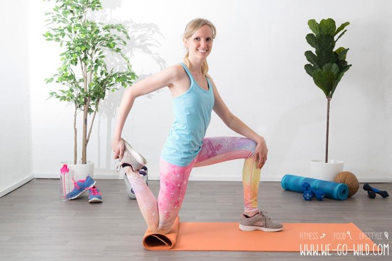 Die 11 Besten übungen Zum Oberschenkel Dehnen Für Zuhause