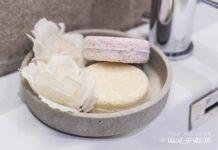 Haarseife selber machen Rezept für Shampoo Bar