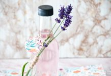 Rezept Lavendelsirup selber machen